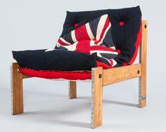 Lounge Chair / Easy Chair / Sessel von Brüggemann & Barth auf DaWanda.com