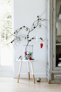 Una Navidad Low Cost | La Bici Azul: Blog de decoración, tendencias, DIY, recetas y arte