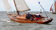 Erik Salander 1911 SK55  - 55 sqm Skerry Cruiser Classic Yachts For Sale, Yacht For Sale, Classic Sailing, Classic Boat, Wooden Boats For Sale, Wooden Sailboat, Sailboats For Sale, Boat Insurance, Float Your Boat