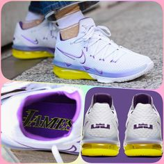Nike LeBron 17 Low Lakers Home: A couple of days back, that the vet touched on the fact that he, in company with his Nike Basketball household Lebron James Lakers, Lebron 17, Nike Lebron, Basketball Motivation, Nike Basketball, Quotes Quotes, Motivational Quotes, Inspirational Quotes, Nike Sneakers