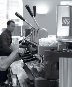 Yummy Market - a european food experience European Cafe, Meet Friends, Espresso Machine, Lunch, Coffee, Food, Gourmet, Espresso Coffee Machine, Coffee Cafe