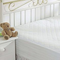 Linens Limited 100% Egyptian Cotton Quilted Mattress Protector, Extra Deep, Super King - http://domesticcleaningsupplies.co.uk/product/linens-limited-100-egyptian-cotton-quilted-mattress-protector-extra-deep-super-king/