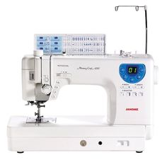 Here's a great new giveaway to win a $1,499 Janome sewing machine for FREE!  This is open worldwide