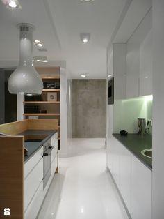apartament pokazowy Hossa - Kuchnia - Styl Minimalistyczny - emDesign home & decoration