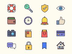 Bringing you exclusive #freeicons in filled outline style. Find these and more #icons at https://freeiconshop.com