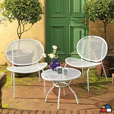 Juego #terraza Orsay 3 piezas