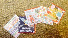 Cartes anniversaire rigolotes chez Nanna Bazaar st malo Bretagne