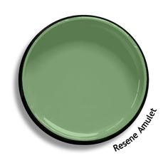 Resene Amulet is a light hued lucky green. From the Resene Heritage colours collection. Try a Resene testpot or view a physical sample at your Resene ColorShop or Reseller before making your final colour choice. www.resene.co.nz