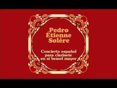 "Pedro Étienne Solère - III.«Rondo moderato/Fandango» del ""Concierto espa..."