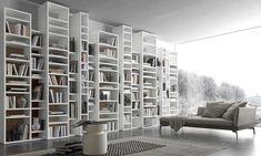 Librerías de diseño: tus libros se merecen un lugar especial