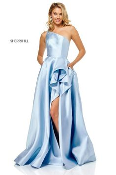 e530b6939e Sherri Hill Style 52577 Unique Prom Dresses