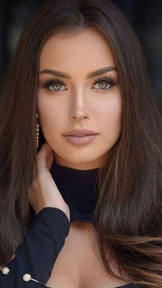 Most Beautiful Eyes, Stunning Eyes, Beautiful Girl Image, Gorgeous Women, Beautiful Pictures, Girl Face, Woman Face, Beauty Full Girl, Beauty Women