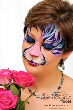 Svetlana Keller Tiger design.