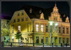 Hafen, Oldenburg - Nachtaufnahme