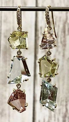 99f5db11b Earrings Unique Jewelry, I Love Jewelry, Jewelry Art, Fine Jewelry, Gold  Jewelry