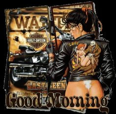 Page Good-morning Glitter Graphics, Glitter Images, Glitter Pictures Harley Davidson Decals, Harley Davidson Images, Harley Davidson Wallpaper, Harley Davidson Posters, Motorcycle Art, Bike Art, Motorcycle Tattoos, Harley Bikes, Harley Davidson Motorcycles