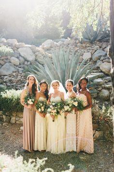 Everything That Sparkles: Photo Wedding 2015, Wedding Album, Dream Wedding, Chic Wedding, Bridesmaid Dress Styles, Wedding Bridesmaids, Wedding Bells, Wedding Ceremony, Best Friend Wedding