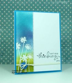 CAS130, Garden Tour by k dunbrook - Cards and Paper Crafts at Splitcoaststampers