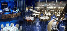 New Years Eve restaurant in Santapark Lapland