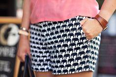 Elephant shorts.