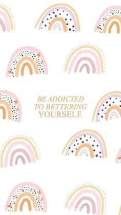 Be Addicted To Bettering Yourself | Quotes | Hannah Wills Art