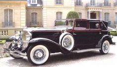1930 Duesenberg J Town Car