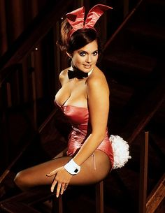 Playboy Bunny Carol Imhoff Vintage 1970....hot!
