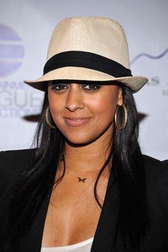 Tia Mowry Hats