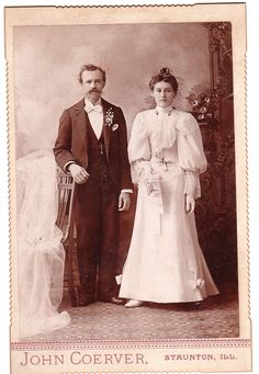 Wedding « THE CABINET CARD GALLERY