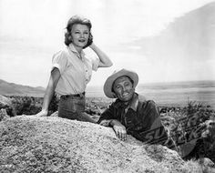 Kirk Douglas Movies Western | Kirk Douglas, Gena Rowlands / Lonely Are the Brave 1962 directed by ...