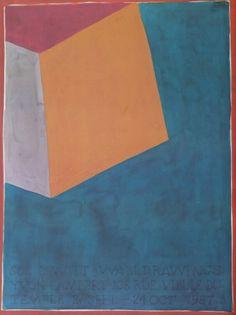 sol lewitt poster
