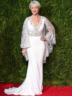 Can You Believe She's 69? Helen Mirren Wowed on the Tony Awards Red Carpet (Photo) http://www.people.com/article/helen-mirren-shows-off-physique-tony-awards