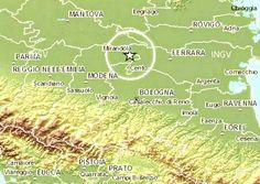 Una scossa di terremoto di magnitudo 3.3 è stata registrata alle 9.03 dalla Rete sismica   http://tuttacronaca.wordpress.com/2013/09/04/terremoto-in-emilia-magnitudo-33-la-popolazione-trema/