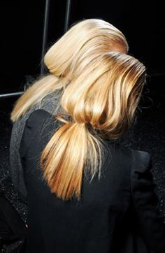 Ponytail Hair Trends
