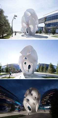 """MARC FORNES / THEVERYMANY have created 'Minima 