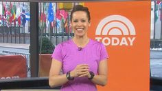 Jenna Wolfe's little fitness tips can make a big difference