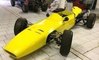 UsatoDaCorsa / De Sanctis Formula Ford 1600 - annunci gratuiti usato da corsa