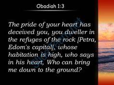 obadiah 1 3 they were worshiping the lord powerpoint church sermon Slide04http://www.slideteam.net