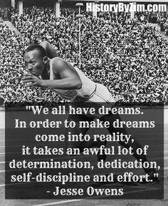 In Their Words: Jesse Owens