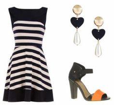 ネイビーボーダー - ファッションアイテムをトータルコーディネートで買える専門ショップ from UNCLACK