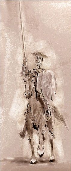 Don Quijote [Jose Antonio Penas]