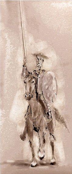 Don Quijote [Jose Antonio Penas]