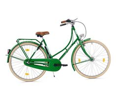 Kadın Hollanda Bisikleti, Yeşil