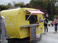 Awesome food trucks in Traverse City, Michigan. This city has an amazing food scene! Read our top tips for an incredible visit.