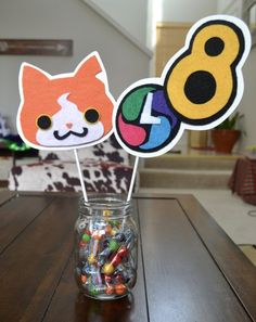 Cumpleaños Yo Kai Watch, decoracion de yo kai watch, dulceros de yo kai watch, fiesta yo kai watch, kit imprimible yo kai watch, invitaciones yo kai watch para imprimir, cotillon yo kai watch, ideas de decoracion para cumpleaños de yokai watch, piñatas de yo kai watch, centros de mesa de yo kai watch, pasteles de yo kai watch, fiesta de yo kai watch, yo kai watch party  #fiestadecumpleañosdeyokaiwatch #fiestainfantilesparaniños