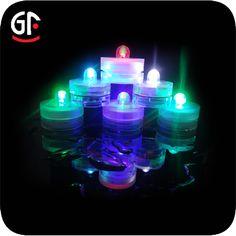 submersible led tea light