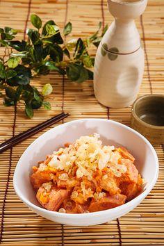 Nihonbashitei Spicy Tuna Sashimi Food Hack3