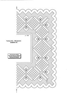 PAÑUELOS DE BOLILLOS - maria baron - Álbumes web de Picasa Bobbin Lace Patterns, Lacemaking, Tatting, Diagram, How To Make, Crafts, New York, Albums, Craft Ideas