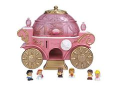 Blip Toys Squinkies Princess Coach Dispenser by Blip Toys. $15.53. The coach glitters with touches of gold as the princesses exit the coach with a dial. Wishes really do come true wihen you can celebrate with cinderella, belle and ariel. Collect them all. The disney princess squinkies travel in magical style to celebrate a royal wedding. Kitties, puppies, babies, ponies and friends which squinkies will you get. From the Manufacturer Themed squinkies disney pri...