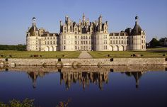 Chambord © Jean-Pierre - Flickr Creative Commons